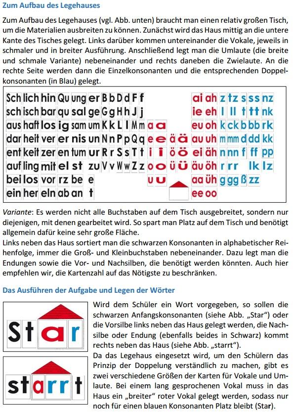 Das Legatrain-Legehaus (2017) u2013 Legatrain Verlag fu00fcr Legasthenie- und Dyskalkulietherapie Erlangen